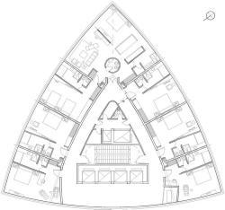 Tendencias hoteleras para 2014 el foro de la ruina habitada for Plano de cocina hotel 5 estrellas