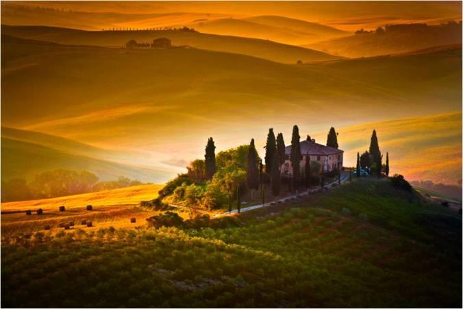 Hotel con encanto en la Toscana