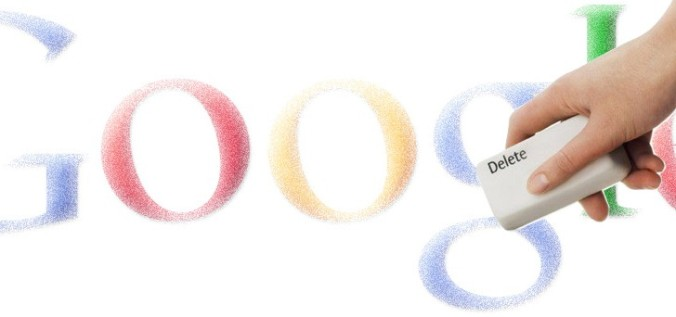 google-olvido