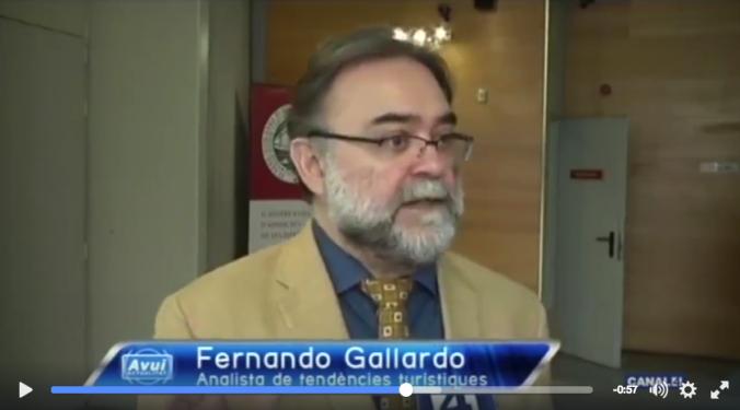 Entrevista FG Canal4 TV