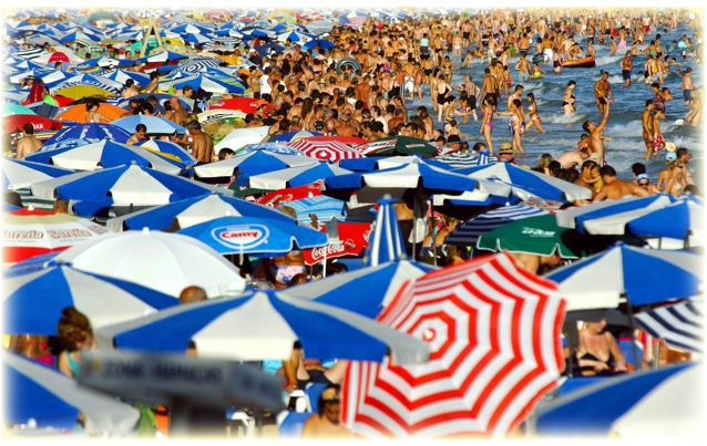Benidorm playa