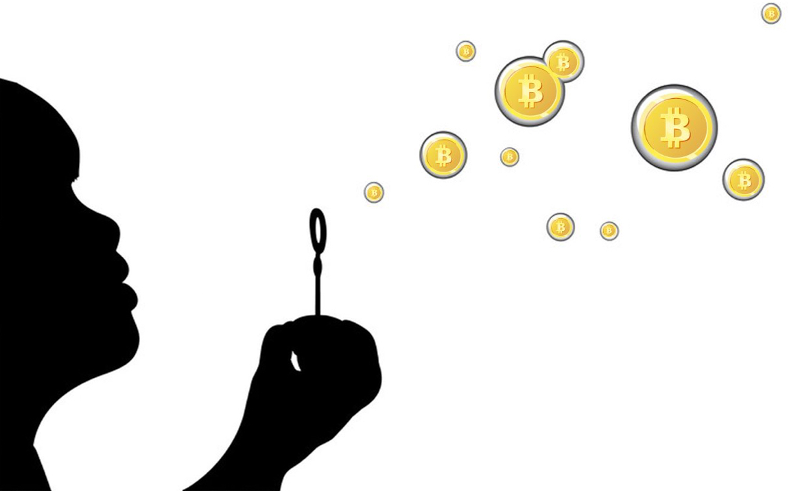 burbuja bitcoin