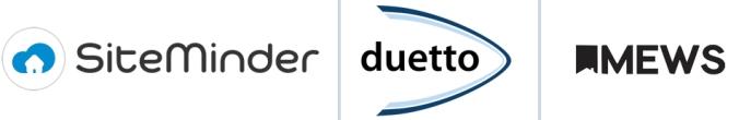 SiteMinder Duetto Mews